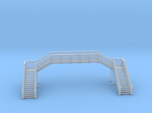 Lattice Footbridge -  1:87 H0 Scale