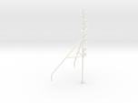 UT 704 bow mast (1:100)