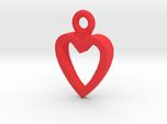 Heart Charm / Pendant / Trinket