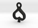 Spade Charm / Pendant / Trinket