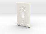 Light Switch Key Hanger