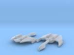 Romulan Firehawk Class 1/7000 x2
