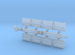Achilles type Freighter Armada Scale