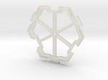 board game hexagon holder