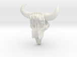 Bison Skull 5.2 cm
