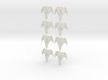 Drakon Wraith Fleet x8