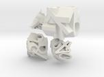 Frameless Single Digit Set