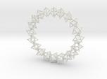 3d jewish star bracelet