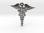 Caduceus pendant