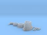 28mm Dalek Trooper Sprue