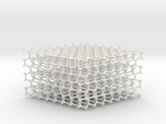Hexagonal Diamond lattice