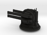 Rail gun turret - fixed