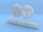 Steyr Puch Pinzgauer Logo 1:10 Scale thin