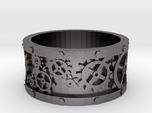 Steampunk Geared Ring