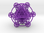 3D Metatron's Sphere: based on Metatron's Cube