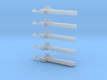5 Chain swords (right handed)