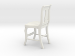 1:24 Wood Chair 1 (Not Full Size)