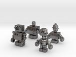 3D Printing Retro Robots Collection