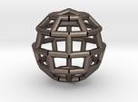 Brick Sphere 3