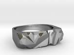 Abstract Stone Ring