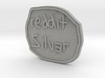 Reddit Silver Coin