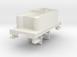 Small 8 wheel Tender for HOn30 F&C loco, ver.B