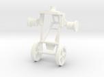 1:43 Trailer Jockey Wheels