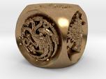 Dice of Thrones (Raw Bronze)