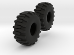 1:64 scale Industrial Tires