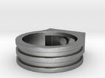Brick Ring-2 Stud, Size 9