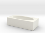 1:24 Oval Tub (Not Full Scale)