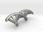 DNA Double Helix Pendant
