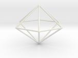hexagonal dipyramid 70mm