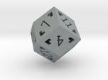 Rhombic 12 Sided Die - Regular