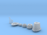 Dalek Standard Sprue type016c (x1)