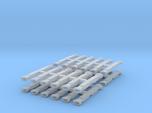 A04 N Nn3 working link & pin couplers, proto width