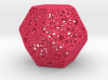 Like Fractal Subdivided Dodecahedron