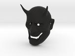 Japanese Hannya demon mask