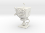 Cafe 51 - Sci-Fi Robot with Simple Base
