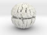 600m Cyborg Sphere 1/9000 Scale
