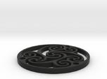 """Celtic Amulet [3.6cm, 1.4""""]"""