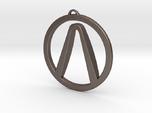 Borderlands Symbol Pendant