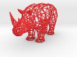 Digital Safari- Rhino (Small)