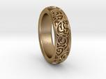 Swirling Vine Ring - Size 7