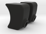 Cover for throttle trigger, Sanwa M12 or MT4 radio