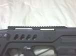 Extended Top Rail for AIRSOFT TOY Ares TAR-21