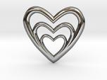 Heart Necklace - Customizable