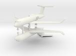 1/700 Low Detail G550 Gulfstream (x2)
