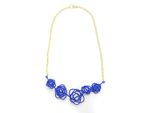 Sprouted Spiral Necklace