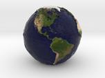 Tactile Miniature Earth